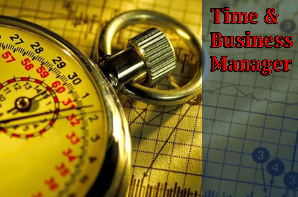 Time & Business Manager